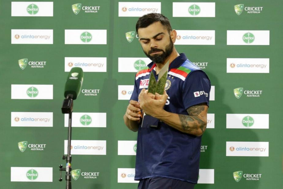 'I Don't Like Rating My Knocks, I Give My Heart and Soul for India' - Virat Kohli on Winning ICC Awards