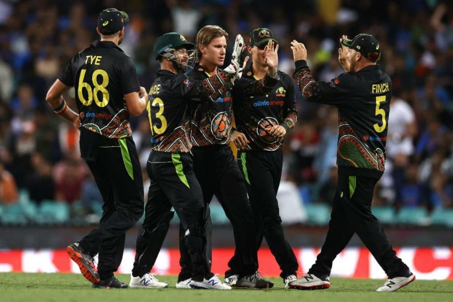 India vs Australia: Hosts Prevent Series Clean Sweep with 12-run Win in Third T20I