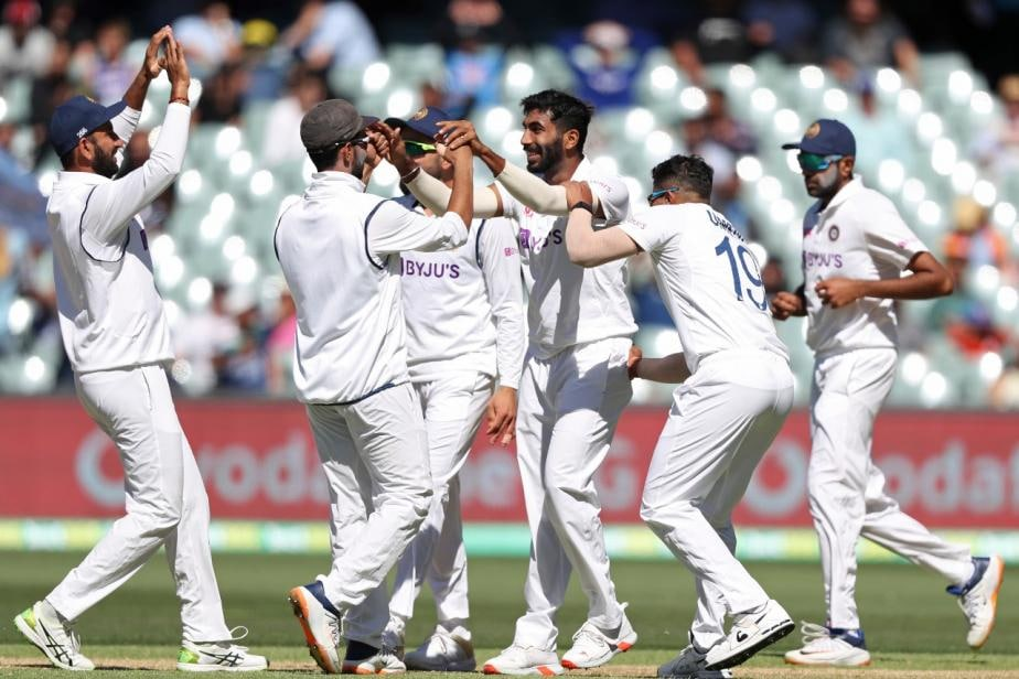 India vs Australia, 1st Test, Day 2: Jasprit Bumrah's Double-Strike Puts Aus in Trouble at 35/2; IND Bundled Out for 244