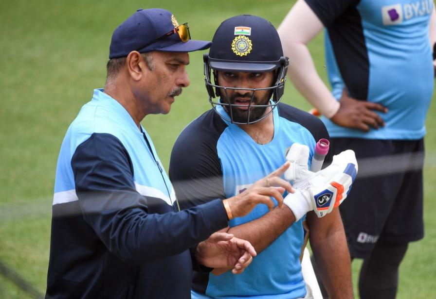In Pics: Rohit Sharma Hits the Nets in Melbourne Ahead of Sydney Test