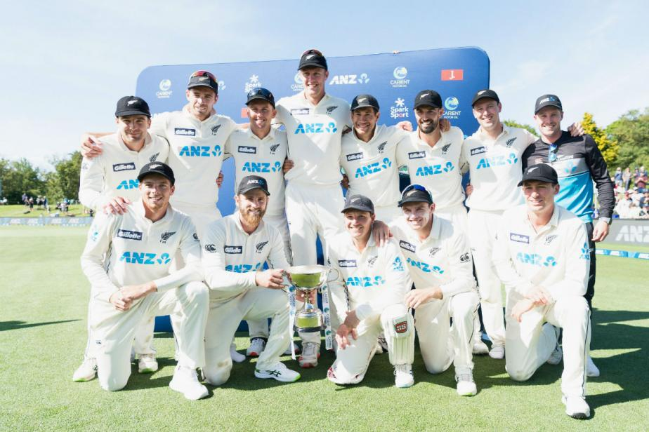 In Pics: New Zealand Become Number One Ranked Test Team For the First Time