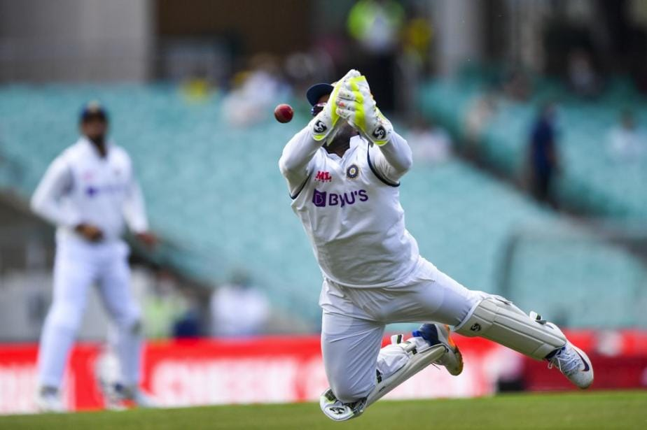 IN PICS: Rishabh Pant's Torrid Day Out at the SCG on Day One of the Third Test