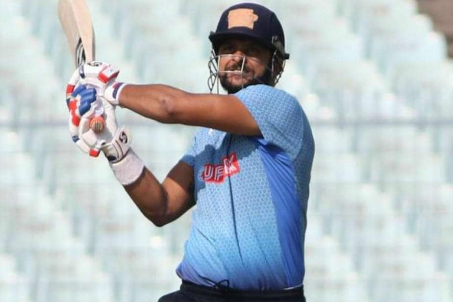 Suresh Raina Posts Workout Video, Gets a Surprise Query from Riteish Deshmukh
