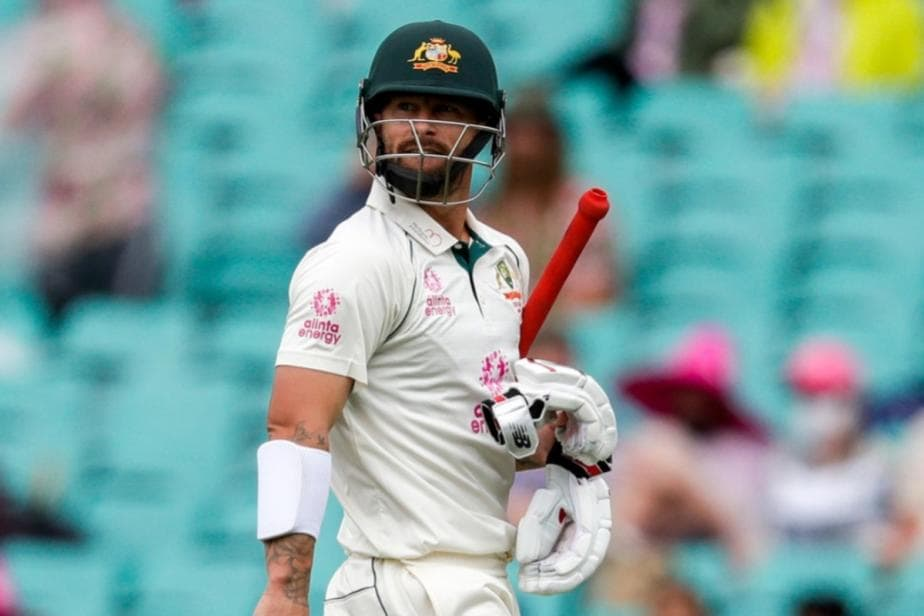 Matthew Wade Cut From Australia Test Squad For South Africa Series