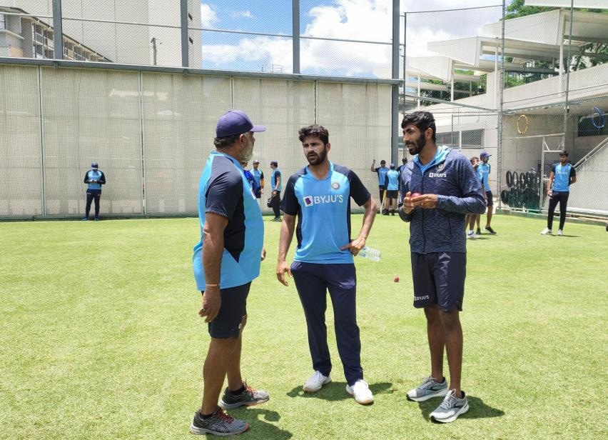 IN PICS: India Begin Preparations For the Final Test vs Australia at the Gabba