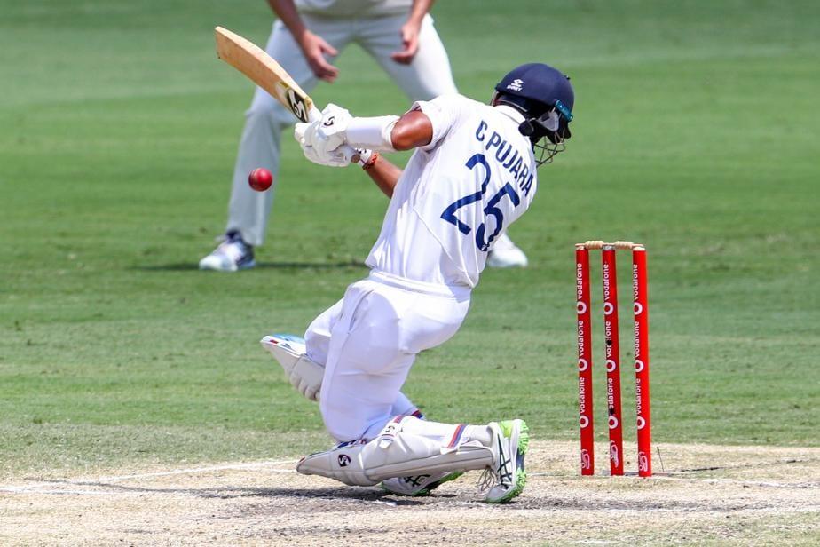 India vs Australia: Resolute Cheteshwar Pujara Stonewalls Aussie Bouncer Barrage at Gabba