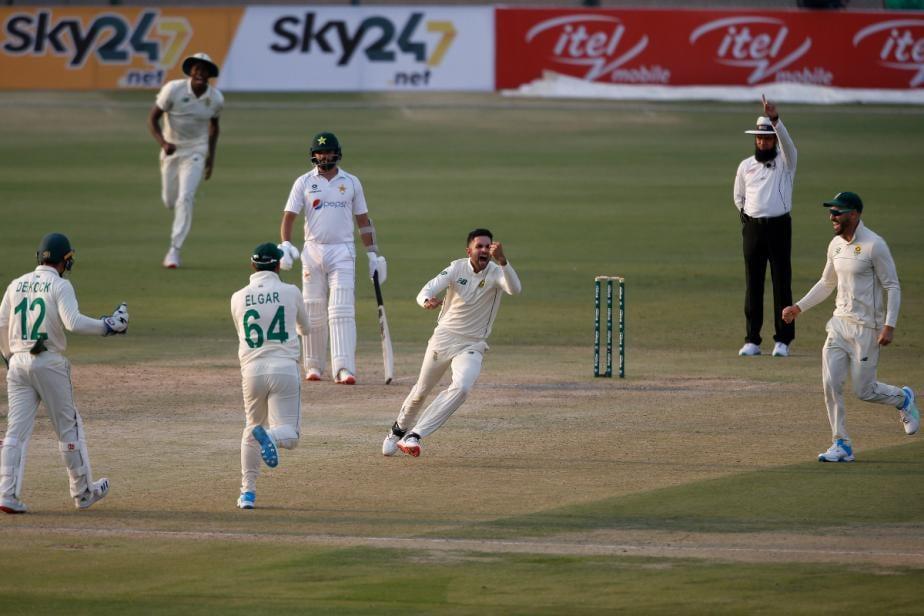 Pakistan vs South Africa Live Score, 1st Test in Karachi: Hosts Eye Recovery After Kagiso Rabada Assault