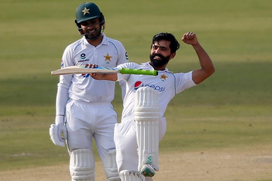 Pakistan vs South Africa 2021: Fawad Alam Hits 'Dream' Ton to Put PAK in Charge vs SA