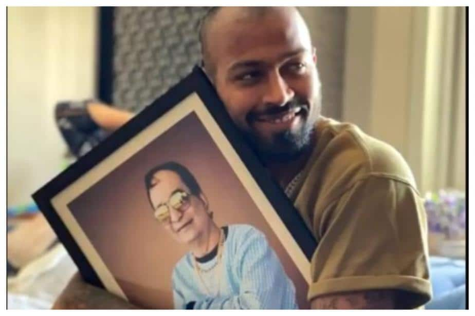 WATCH | You Are Not Here With Us...': Hardik Pandya's Emotional Message for Late Father