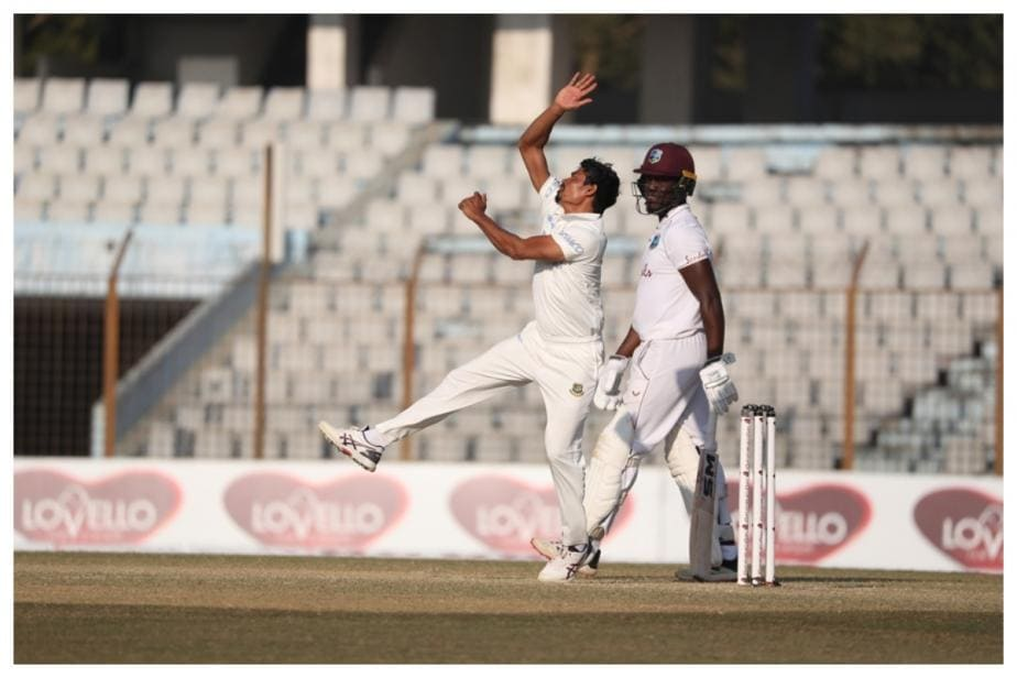 BAN vs WI, 2nd Test Live Streaming: When and Where to Watch Bangladesh vs West Indies Live Streaming Online