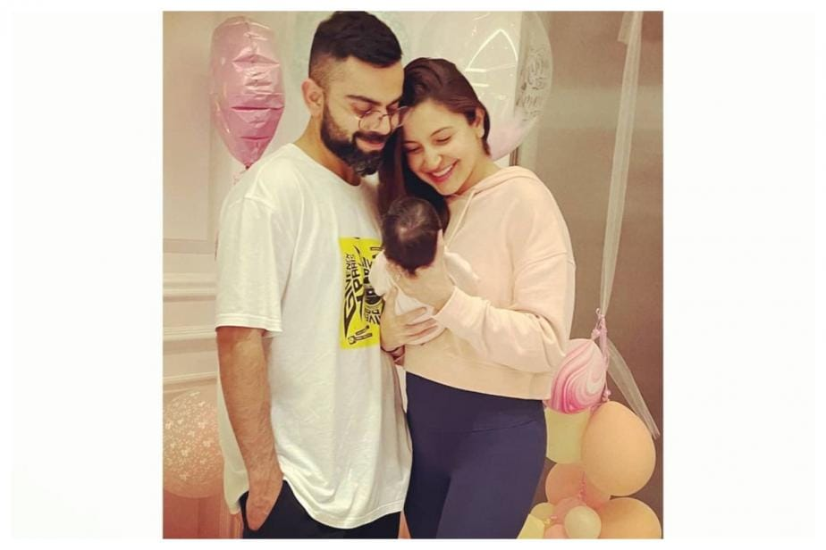 Virat Kohli and Anushka Sharma's Daughter Vamika Gets Her Own Name Plate in Hotel Where Team India is Staying