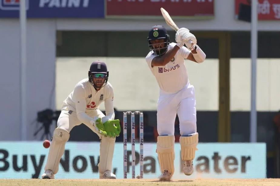 India vs England-Cheteshwar Pujara 'Disappointed' with 'Unlucky' Dismissal