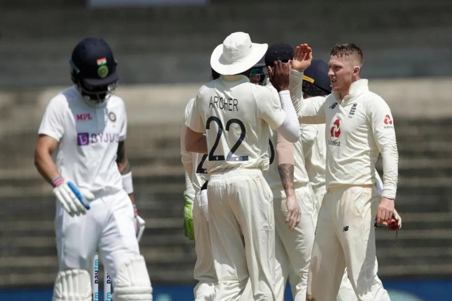 India vs England: WATCH - Moeen Ali Joins List of Bowlers to Dismiss Virat Kohli for Duck