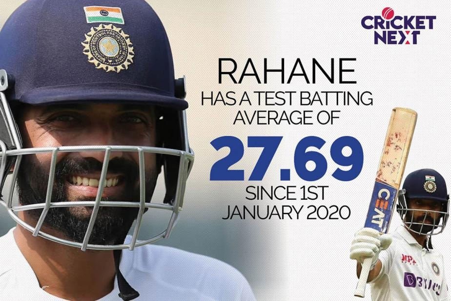 India vs England 2021: MCG Hundred Notwithstanding, Rahane's Recent Numbers A Cause of Big Concern For India