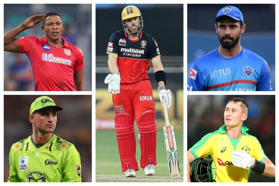 IPL Auction 2021 List of Players With Price: Full List of 292 Players Who Will Go Under the Hammer