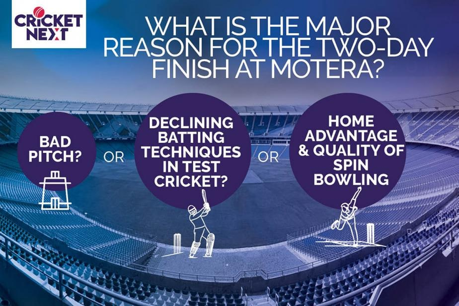 India vs England 2021: Decline in Test Batting, Pink Ball & Home Advantage More To Blame For Motera Two-Day Finish Than The Challenging Pitch