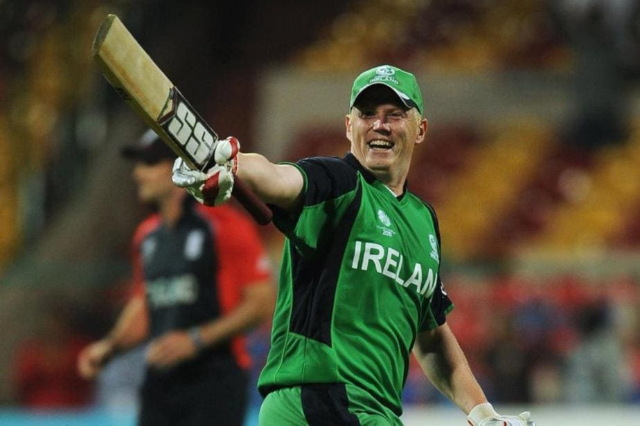 On This Day - March 2, 2011: Ireland Stun England in 2011 World Cup