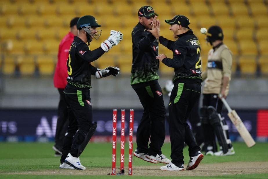 New Zealand vs Australia: Aussies Level T20I Series With 50-Run Win in Wellington
