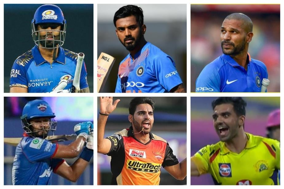 India vs England 2021: Toss up Expected Between KL Rahul, Shikhar Dhawan; Bhuvneshwar Kumar, Deepak Chahar; Suryakumar Yadav, Shreyas Iyer