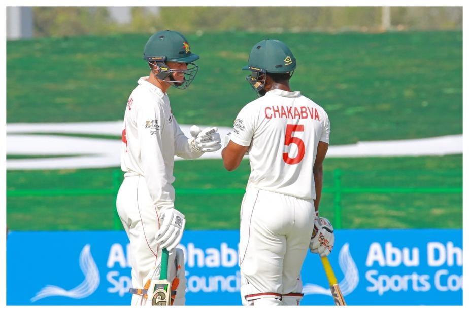 Afghanistan vs Zimbabwe Live Score, 2nd Test, Day 1 AFG vs ZIM at Abu Dhabi