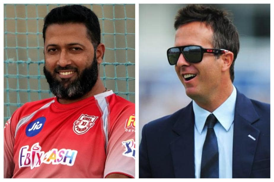Jinxed it! Wasim Jaffer Trolls Michael Vaughan as he picks favorites to win IPL 2021
