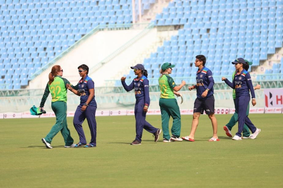 Women's ODI: India Lose Again, South Africa Clinch Series 4-1 With Five-Wicket Win