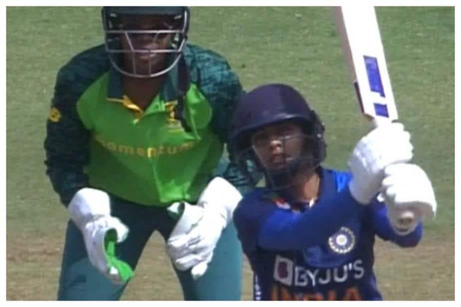 मिताली राज की नाबाद 79 रनों की पारी की बदौलत भारत 188 पर आउट
