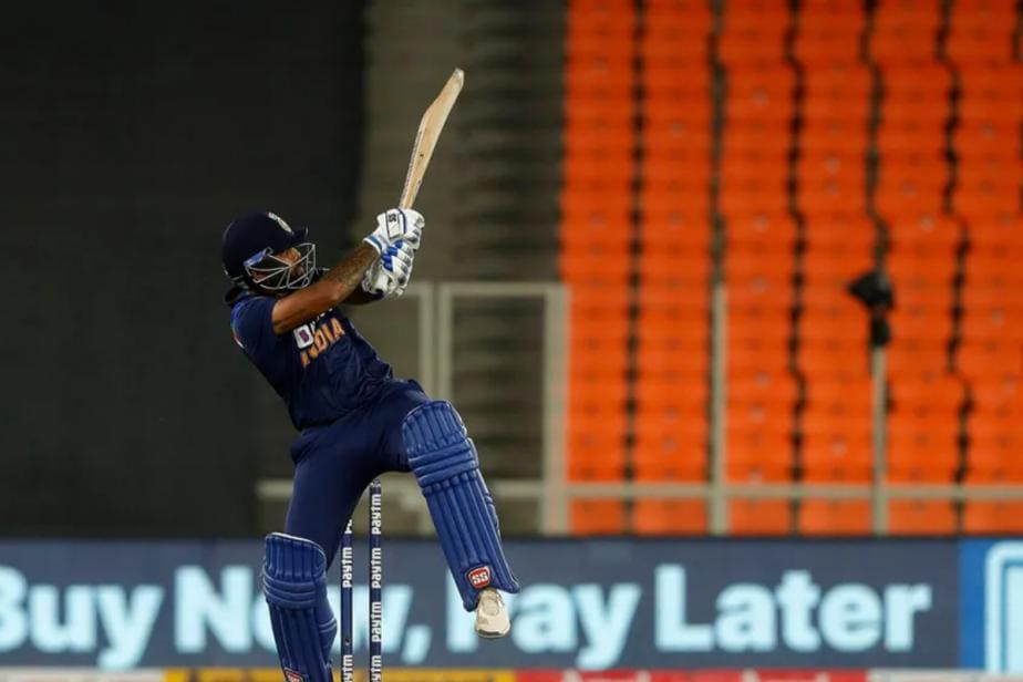 Virender Sehwag on Suryakumar Yadav's First-Ball Six: He Was Waiting for His Chance to Prove his Merit