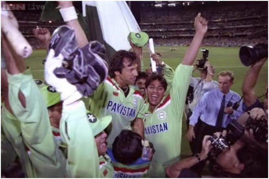 On This Day: Imran Khan Led Pakistan to Historic World Cup Triumph in 1992