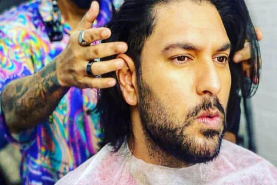 Looking like Badshaah: Shikhar Dhawan Reacts to Yuvraj Singh's New Look