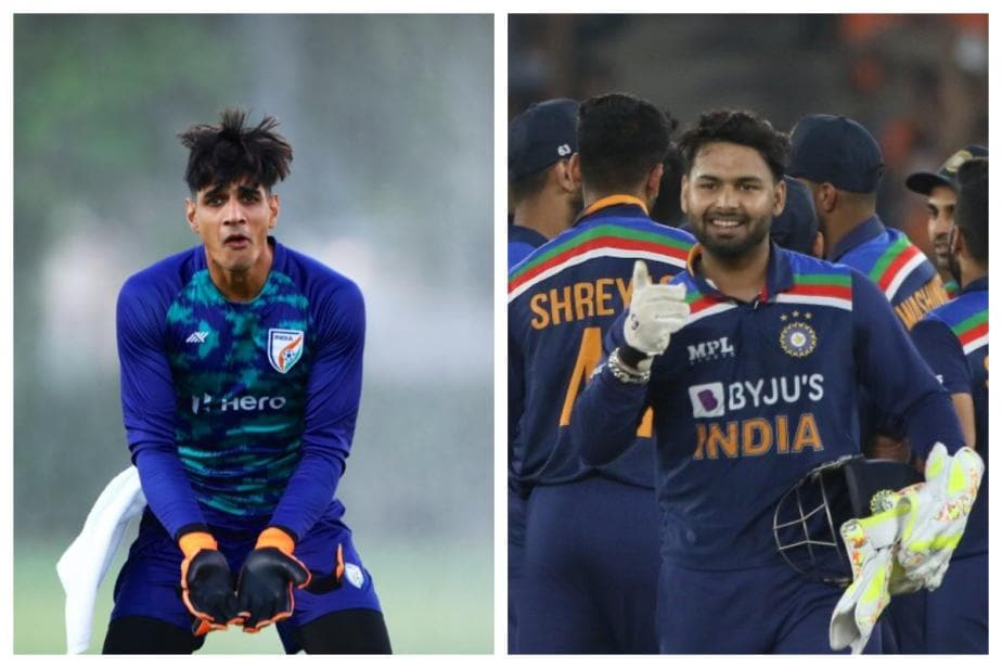 Use A Good Hair Gel Or Wax – Rishabh Pant To Goalkeeper Gurpreet Singh
