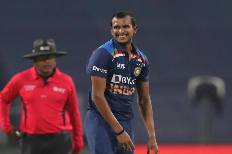 India vs England: T Natarajan Congratulates Team After Clean Sweep of England Across all Formats