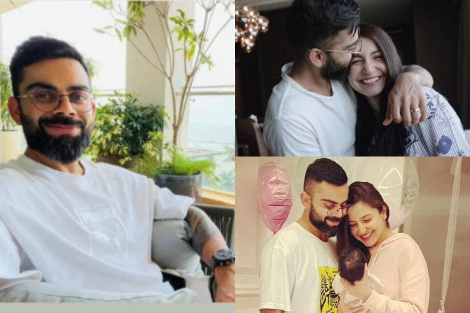 IPL 2021: Virat Kohli Posts Adorable Picture with Wife Anushka Sharma; the Caption Says a Thousand Words