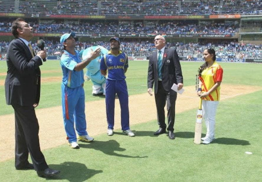 In Pics, India's 2011 World Cup Victory: MS Dhoni's Team India Lift Their Second World Title