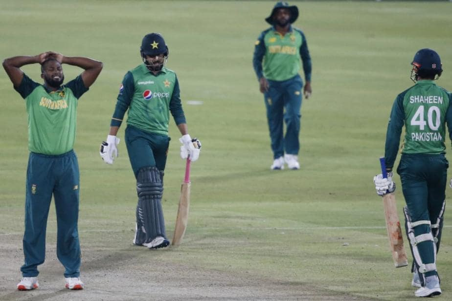 South Africa vs Pakistan 2021: Babar Azam Century Sets up Close Win for Pakistan