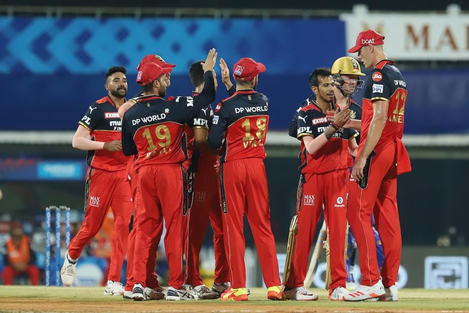 IPL 2021 Points Table: IPL 14 Team Standings After MI vs RCB Match