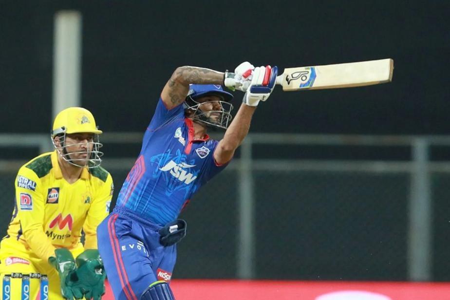 IPL 2021: Shikhar Dhawan Breaks Barrier, Aces the Art of Quick Run-Making Against Chennai Superkings
