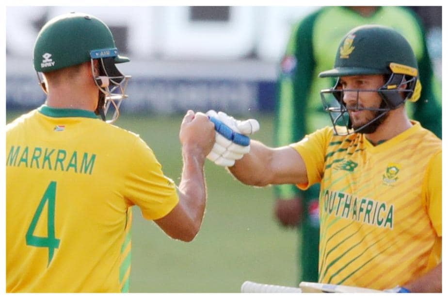 South Africa's George Linde Shines as Hosts Beat Pakistan