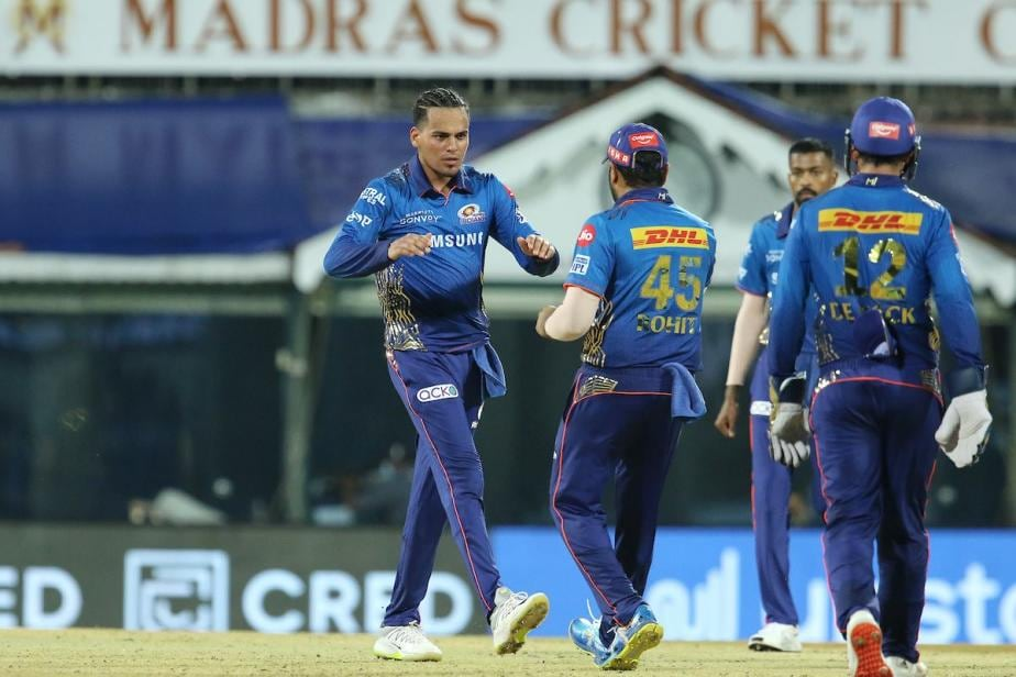 IPL 2021: Rahul Chahar Was Highest Impact Player Once Again For The Mumbai Indians