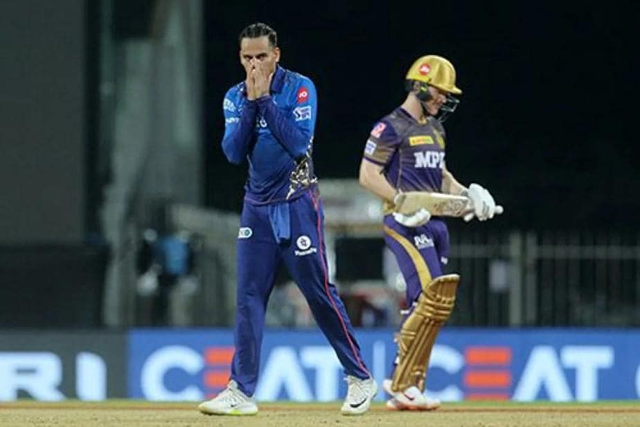 IPL 2021: KKR Captain Eoin Morgan Rues Inability to Finish Out Game Against MI