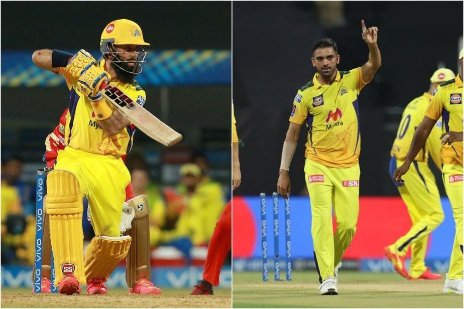 IPL 2021: Deepak Chahar, Moeen Ali Star as Chennai Super Kings Beat Punjab Kings by 6 Wickets