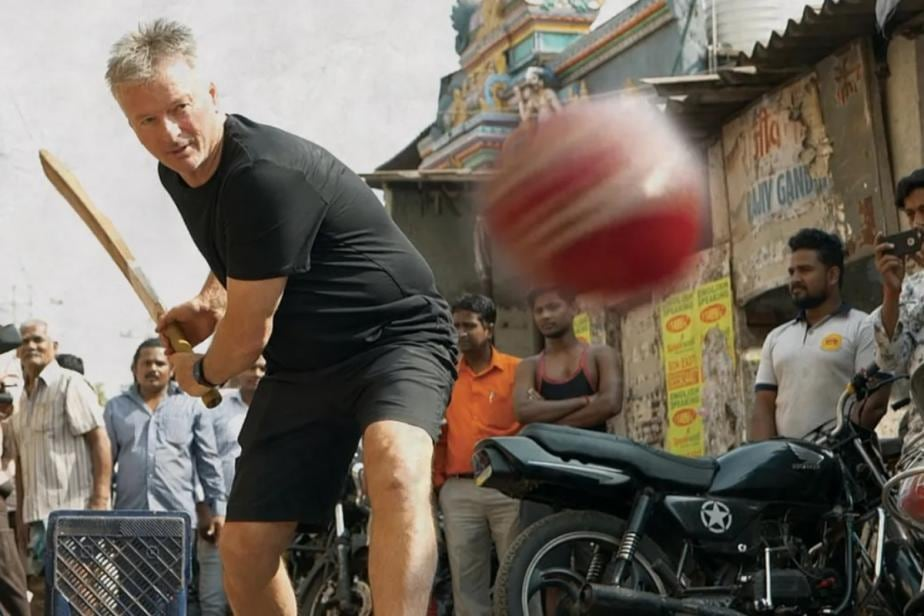 Steve Waugh Captures India's Passion For Cricket Through His Lens