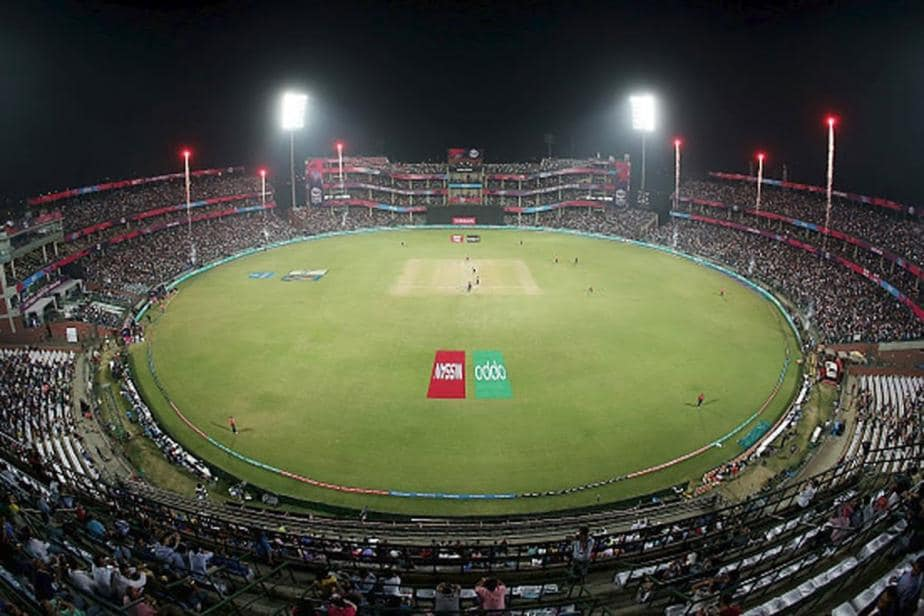 Two Suspected Bookies Caught From Stadium During IPL 2021 Match