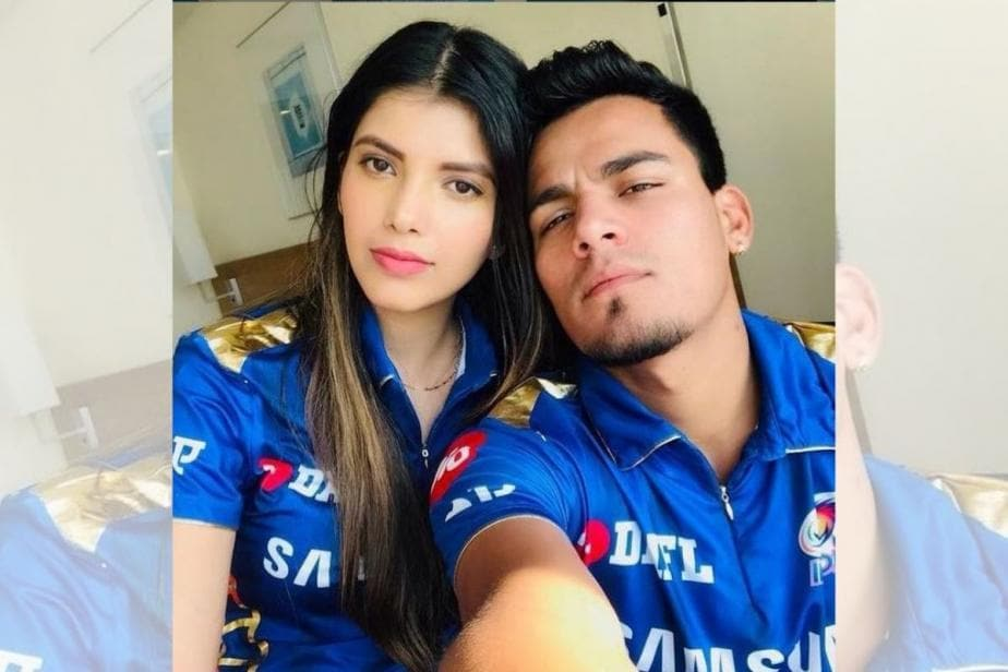IPL 2021: Meet Ishani, Mumbai Indians Spinner Rahul Chahar's Partner and 'Hairstylist'