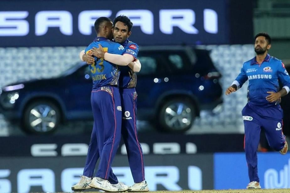 IPL 2021: MI Showed Great Character To Drag Match Into Final Over - Jayant Yadav