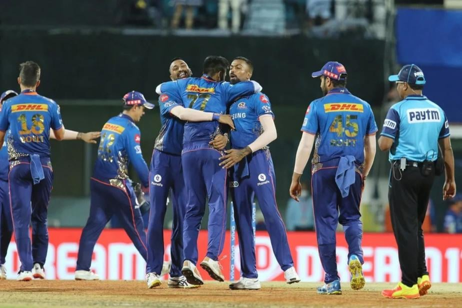IPL 2021: MI vs RR: The Defending Champs Are Back On Track