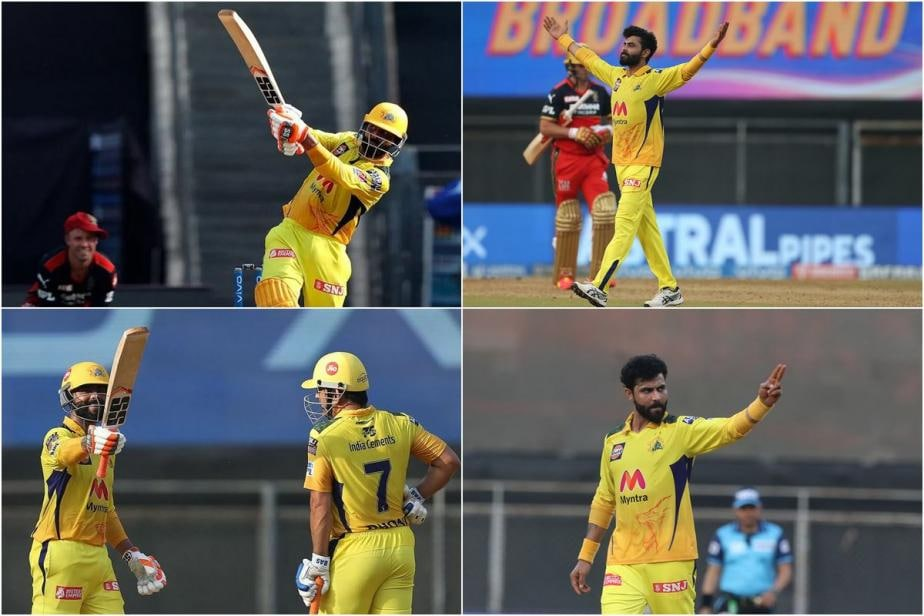 IPL 2021: All-Round Ravindra Jadeja Show Helps CSK Hand RCB Their First  Defeat of the Season