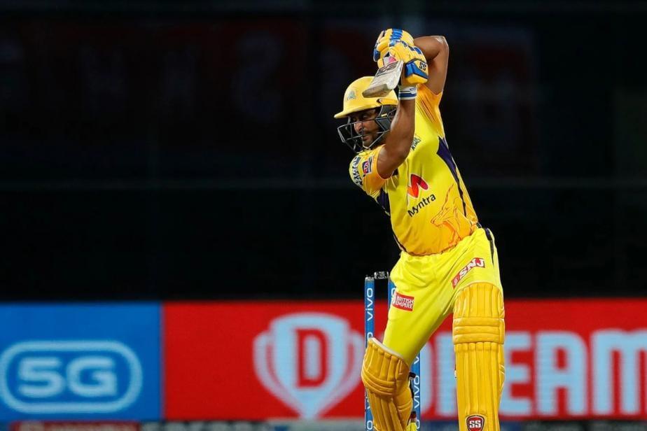 IPL 2021: WATCH-Ambati Rayudu Smashes Fridge During his 72-run Knock Against Mumbai Indians