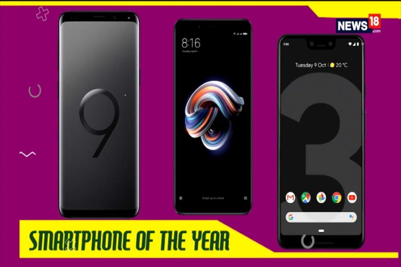Tech And Auto Awards 2018: Smartphone Of The Year