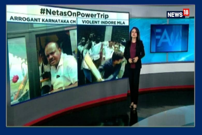 Face Off: Netas On A Power Trip, Who Will Rein Them In?